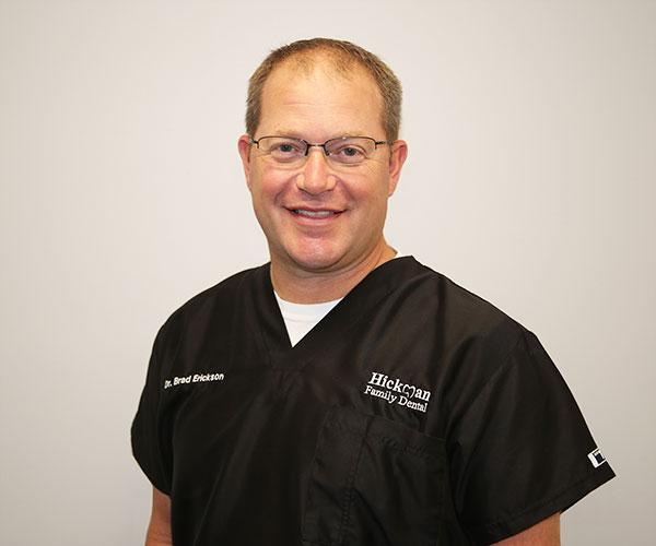 Dr. Brad Erickson